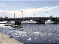 Благовещенский мост (1850)