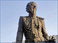 Памятник генералу А.А. Брусилову