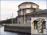Планы реконструкции ансамбля Конюшенного ведомства под функцию апарт-отеля