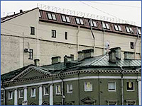 Надстройка исторических зданий