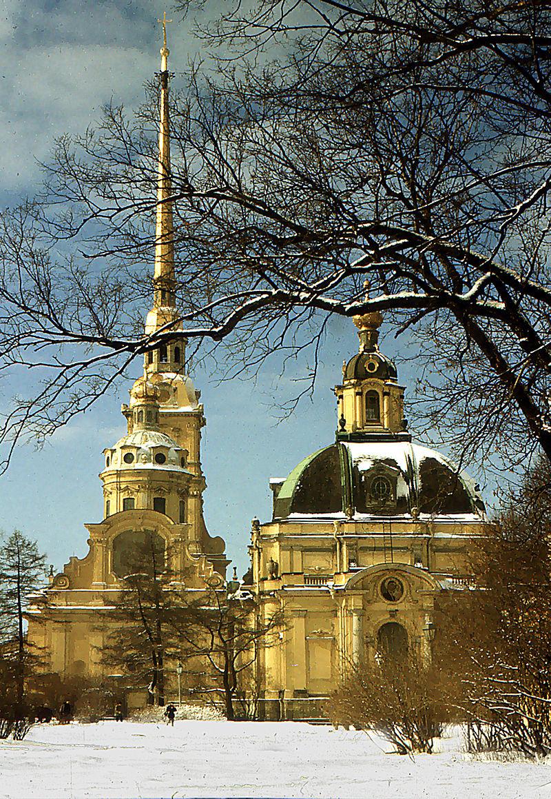 Церковная архитектура Санкт-Петербурга