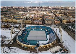 Двойное подчеркивание Петербурга