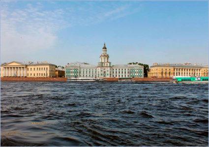 Небесная линия» Санкт-Петербурга. Фото: pixabay.com