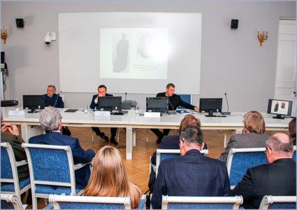 Заседание Совета по сохранению культурного наследия при Правительстве Санкт-Петербурга