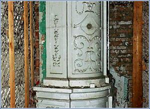 Лихолат: Сохранение знаменитых печей усадьбы Монрепо практически невозможно