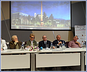 Всемирный клуб петербуржцев во главе с президентом клуба М.Б. Пиотровским одобрил проект культурного пространства на Левашовском хлебозаводе