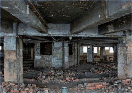 Так сейчас выглядит бывшая котельная Левашовского. Фото: ОЛЕГ ЗОЛОТО