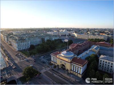 Города России. Санкт-Петербург. © РИА «Новости» / Владимир Астапкович