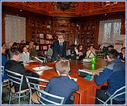XIX городская конференция юных генеалогов «Родословные школьников Петербурга в истории России и города»